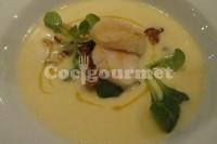 Captura de Sopa de cenoura com cebola