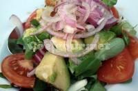 Captura de Salada de abacate