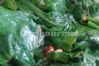 Captura de Frango com espinafre