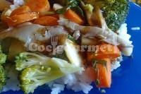 Captura de Risoto de verduras