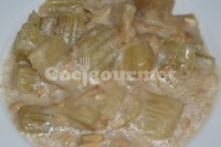 Captura de Talos com molho de nozes