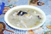 Captura de Sopa de peixe com verduras