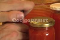 Captura de Molho de tomate em conserva