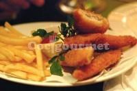 Captura de Filé de peixe à milanesa