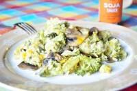 Captura de Risoto de brócolis e champignon
