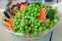 Captura de Salada de verduras ao bafo