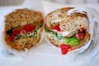 Captura de Sanduiche Vegetal