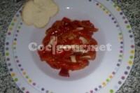 Captura de Salada de pimentão assado