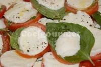 Captura de Salada caprese