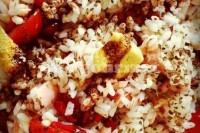 Captura de Salda de arroz com atum