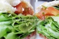 Captura de Pão picante vegetariano