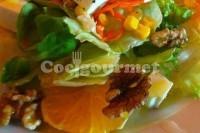 Captura de Salada de frango com laranja