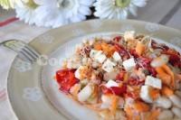 Captura de Salada de feijão branco