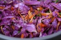 Captura de Salada de verduras doces