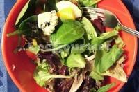 Captura de Salada vegetariana