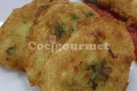 Captura de Peixe frito com salsinha verde