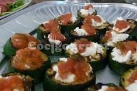Captura de Canapés para coquetel vegetariano