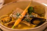 Captura de Caldo de peixe com arroz