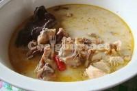 Captura de Sopa de frango equatoriana