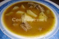 Captura de Costeletas de porco com batata