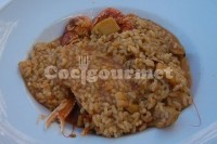 Captura de Arroz caldoso