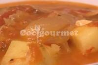 Captura de Batatas com atum