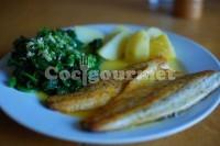 Captura de Filé de peixe com laranja