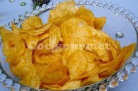 Captura de Batatas chips