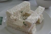 Captura de Sanduíche de pepino com manteiga