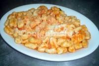 Captura de Nhoque com molho de tomate
