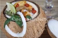 Captura de Salada de frango com coco