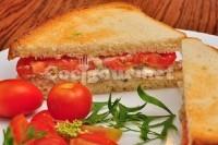 Captura de Sanduíche de rosbife