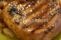 Captura de Bisteca de porco com mel