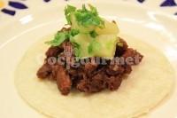 Captura de Tacos de carne