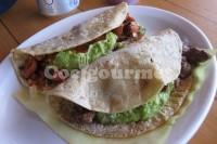 Captura de Tacos dourados