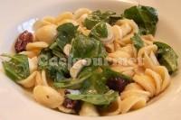Captura de Salada de macarrão com espinafre