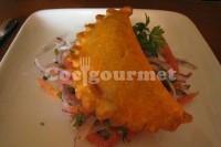 Captura de Pastel assado de frango