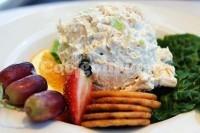 Captura de Salada de frango suprema
