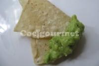Captura de Guacamole para tacos
