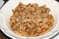 Captura de Arroz com atum