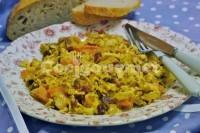 Captura de Ovos mexidos com jamón