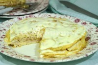 Captura de Torta de omelete