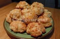 Captura de Biscoitos de tomilho e verduras