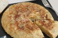 Captura de Tortilla espanhola com cebola