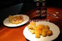 Captura de Croquete de frango com cebola e canela