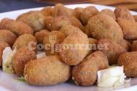 Captura de Croquete de frango com pimentão