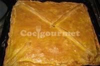 Captura de Empadão de frango com queijo