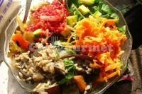 Captura de Salada de frango com arroz