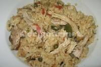 Captura de Paella de frango