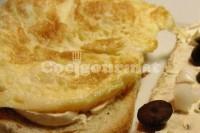 Captura de Omelete de micro-ondas